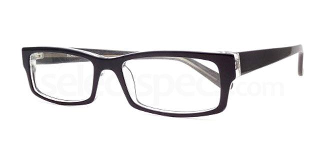 Black Razz 879 Glasses, Booth & Bruce Design