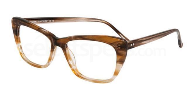Horn Surprise po63 Glasses, Booth & Bruce Design