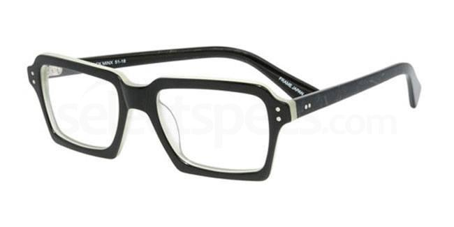 Black Minx po71 Glasses, Booth & Bruce Design