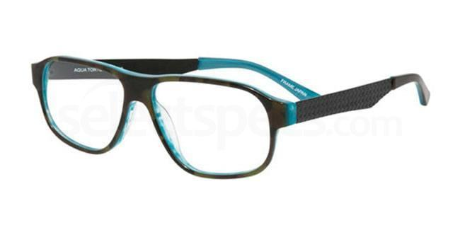 Aqua Tortoise ps200 Glasses, Booth & Bruce Design