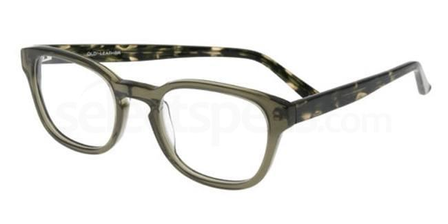 Old Leather 898 Glasses, Booth & Bruce Design