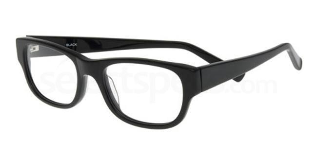 Black 901 Glasses, Booth & Bruce Design