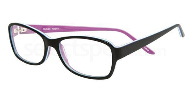 Black Night 907 Glasses, Booth & Bruce Design