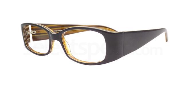 Black and Havana Po09 Glasses, Booth & Bruce Design