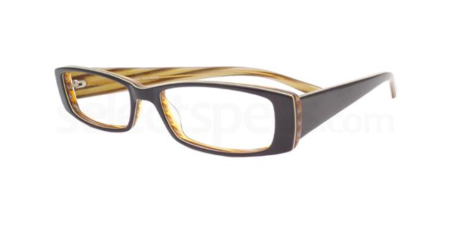 Black and Havana Po11 Glasses, Booth & Bruce Design