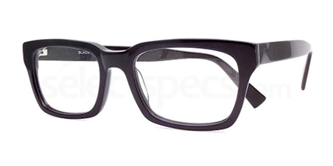 Black 900 Glasses, Booth & Bruce Design