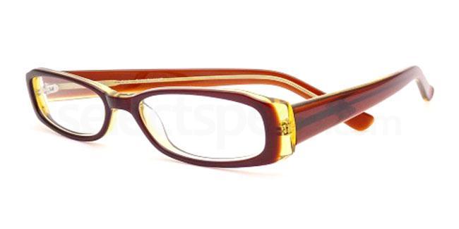 Cola Sunshine 802 Glasses, Booth & Bruce Design