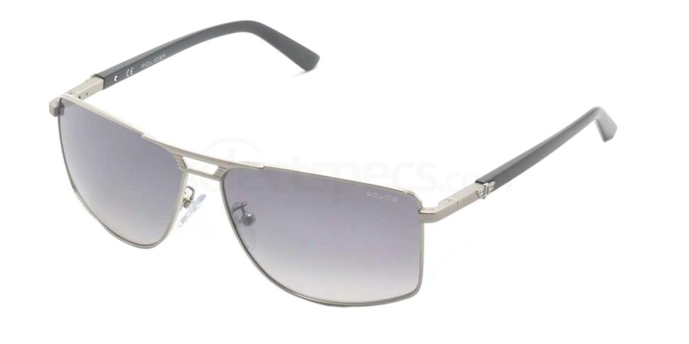 589X S8848 Mirror Sunglasses, Police