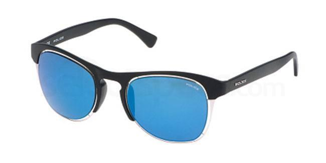 U28B S1954 Mirror Sunglasses, Police