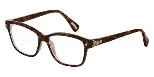 09XW VLN518S Glasses, Lanvin Paris