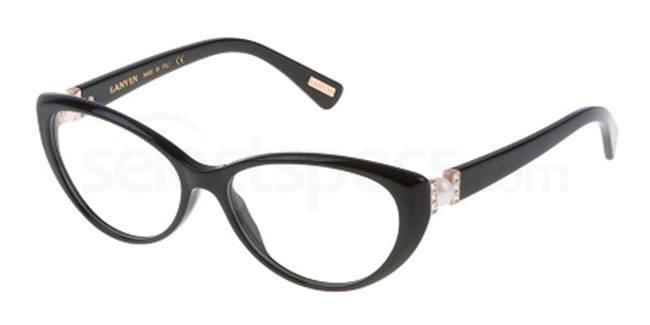 0700 VLN664S Glasses, Lanvin Paris