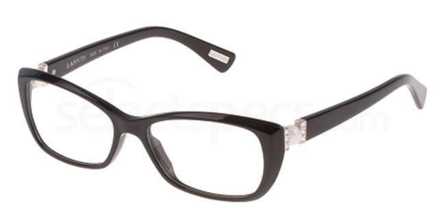 700Y VLN665S Glasses, Lanvin Paris