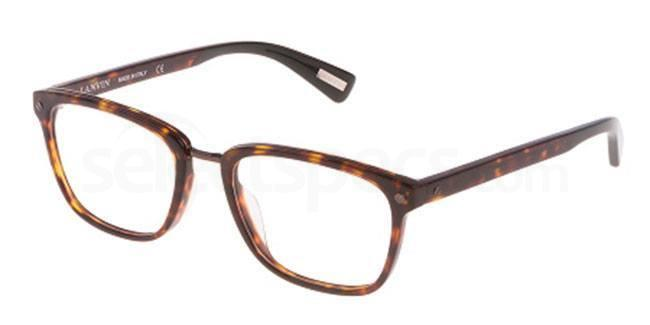0743 VLN667M Glasses, Lanvin Paris