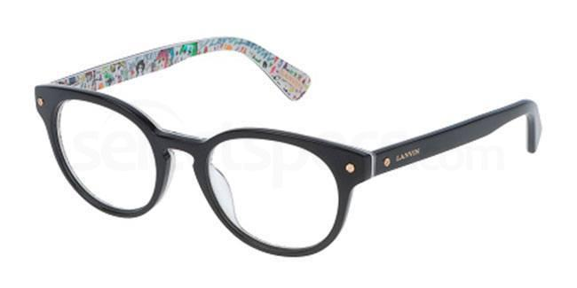 0APA VLN679V Glasses, Lanvin Paris