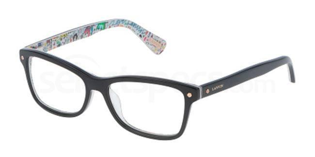 0APA VLN680V Glasses, Lanvin Paris