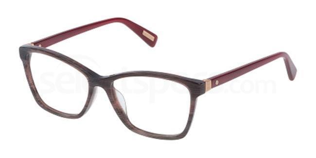099H VLN683M Glasses, Lanvin Paris