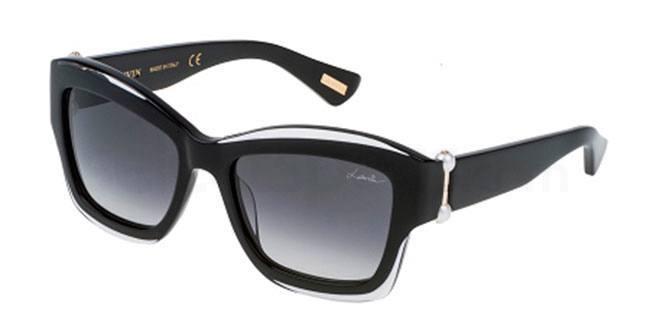 0Z32 SLN678S Sunglasses, Lanvin Paris