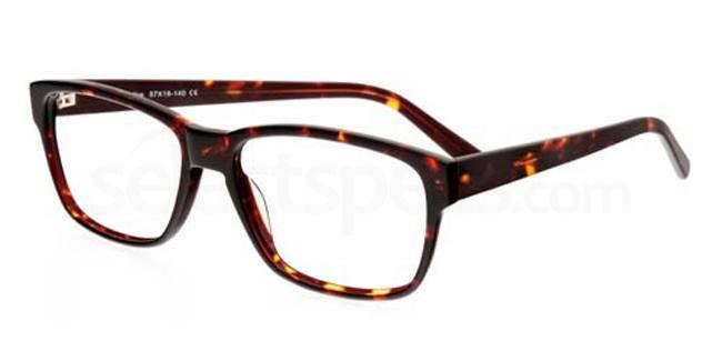 Bonfire BB1401 Glasses, Booth & Bruce Here and Now