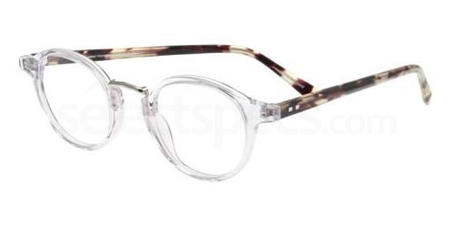 Crystal Hornet BB1511 Glasses, Booth & Bruce Here and Now