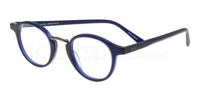 It's Blue BB1511 Glasses, Booth & Bruce Here and Now