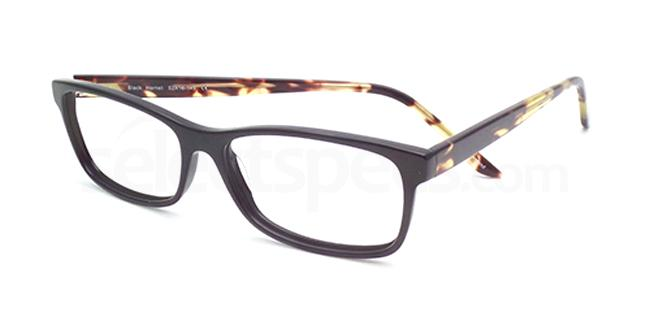 Black Hornet BB1713 Glasses, Booth & Bruce Here and Now