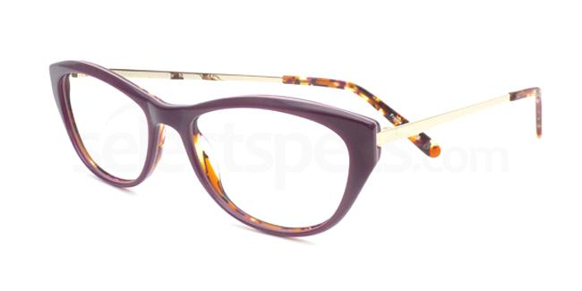 Black Current Fantasy BB1807 Glasses, Booth & Bruce Here and Now