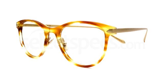 AW20 eyewear trends transparent glasses warm tones honey