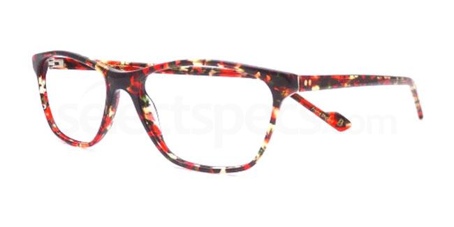 Fire Cracker BB1908 Glasses, Booth & Bruce Here and Now