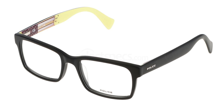 0703 V1976 Glasses, Police