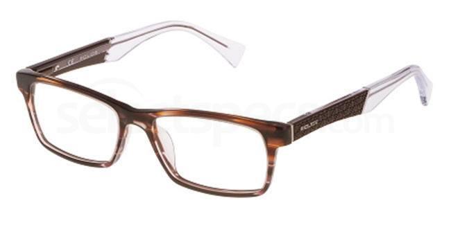 0C00 V1919E Glasses, Police