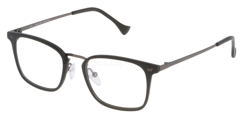 0703 VPL045 Glasses, Police