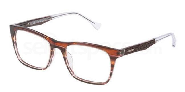 0C00 VPL056 Glasses, Police