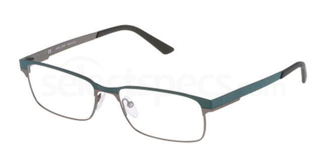 0S69 VPL051 Glasses, Police