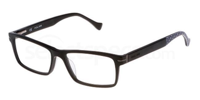 0703 VPL064 Glasses, Police