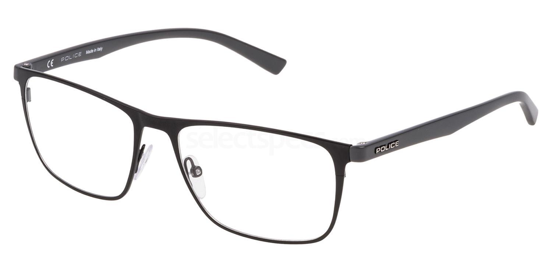 0530 VPL256 Glasses, Police