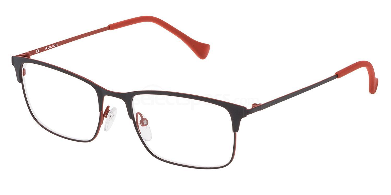 01HG VPL289 Glasses, Police