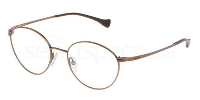 0SNE VPL066 Glasses, Police