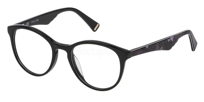 0700 VPL416 Glasses, Police