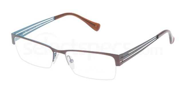 0488 VPL137N Glasses, Police