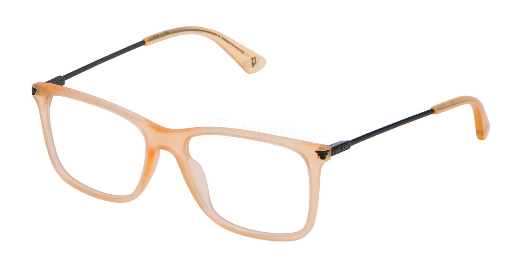 858M VPL563 Glasses, Police