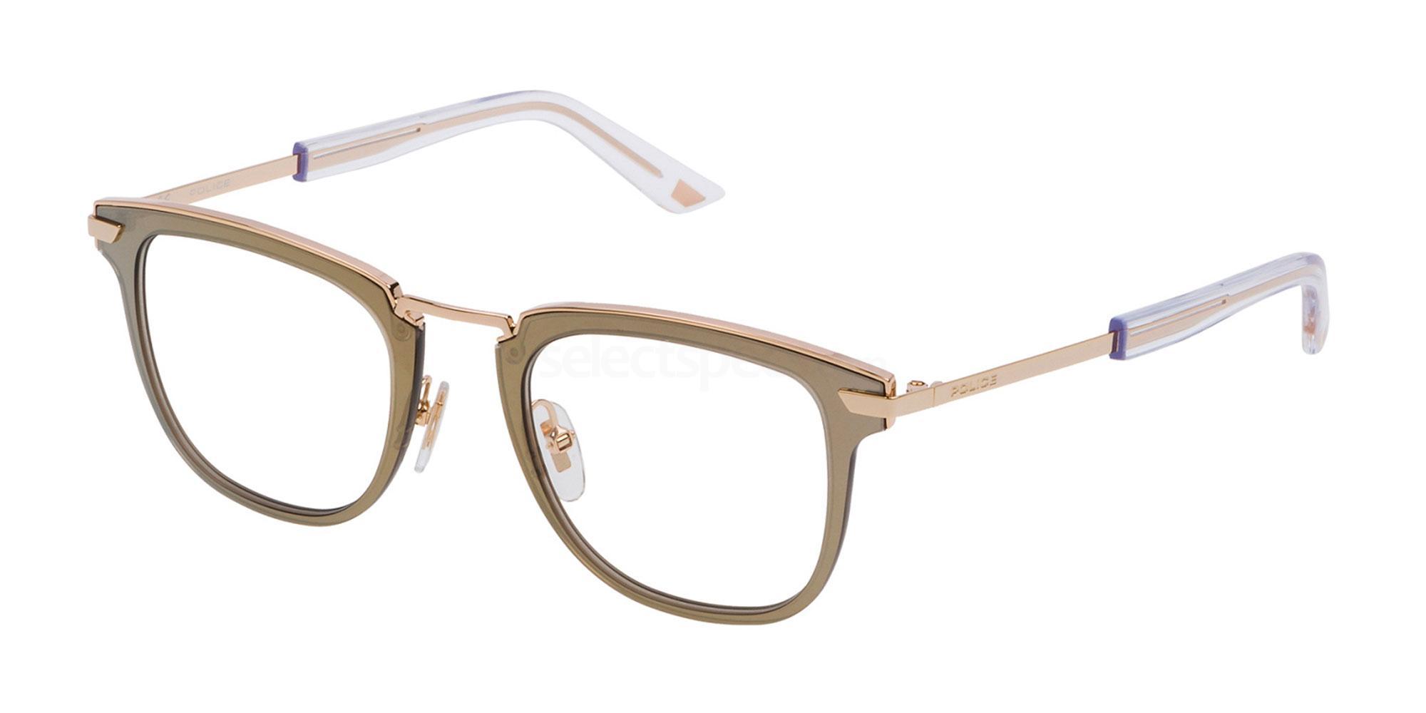 0300 VPL566 Glasses, Police