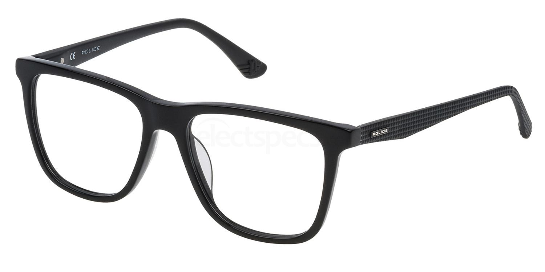 0700 VPL476 Glasses, Police