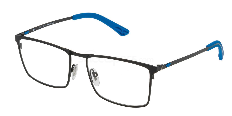 0531 VPL555 Glasses, Police
