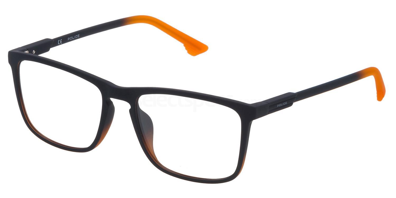 04GF VPL556 Glasses, Police