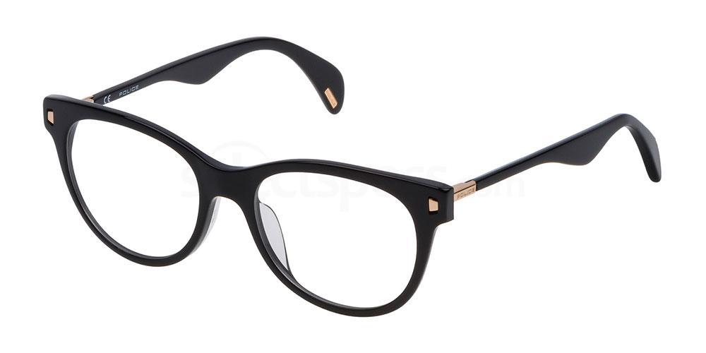 0700 VPL628 Glasses, Police