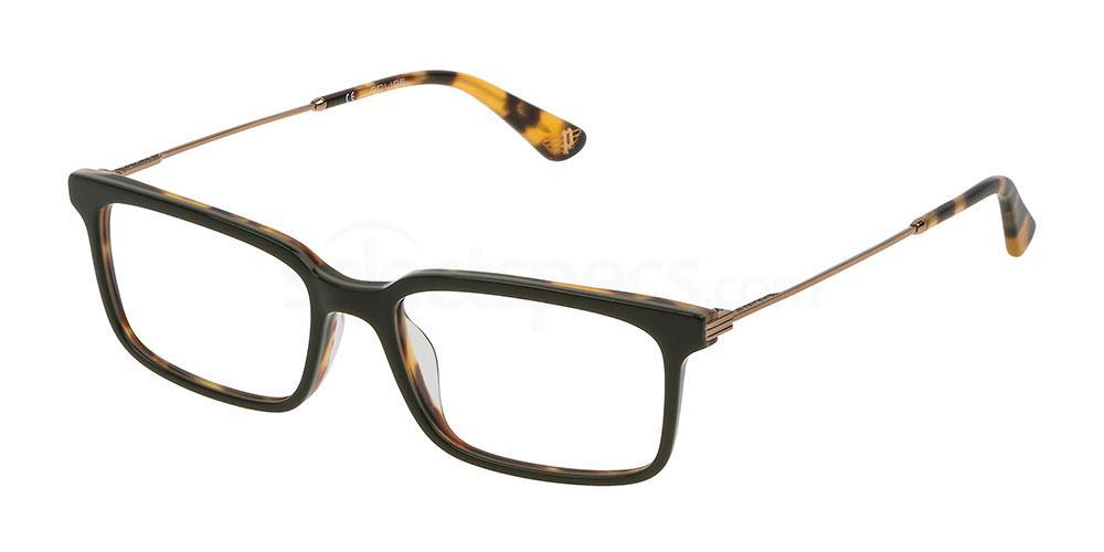 06E3 VPL687 Glasses, Police