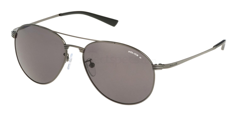 568P S8953 Polarized Sunglasses, Police