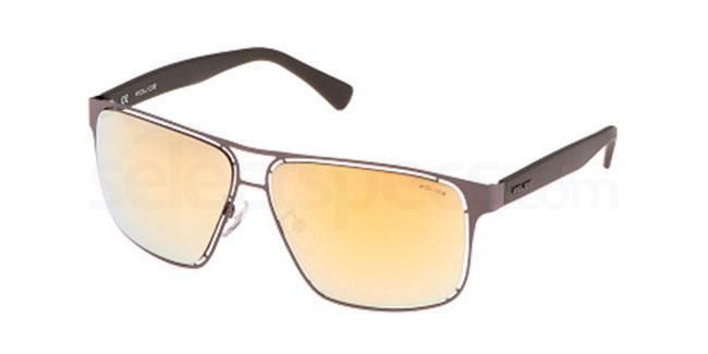 627G S8955 Standard Sunglasses, Police