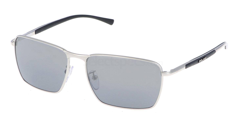 579X S8966 Mirror Sunglasses, Police