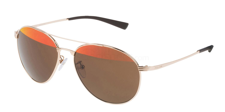 0300 S8953V Sunglasses, Police